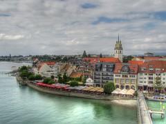 Friedrichshafen (SpandanV) Tags: germany bodensee hdr friedrichshafen sx130is