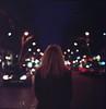 A lonely night (Fabio Sabatini) Tags: paris 6x6 film analog mediumformat kodak hasselblad alessandra planar kodakfilm carlzeiss 501cm filmphotography portra160 80mmf28 shootingfilm believeinfilm