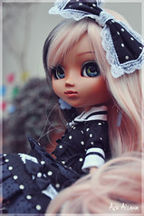 Frida  (Au Aizawa) Tags: fashion japanese outfit doll handmade full pullip custom nahhato