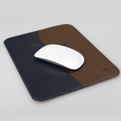 GGMM Handmade Mouse Pad for Macbook (greenajoy) Tags: fashion cool slim thin popular simple stylish flexible durable freeshipping hotselling ggmmhandmademousepadformacbook microfiberleather portablecolorblackandbrown moucepad