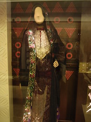 Bridal costume (cumulo-nimbus) Tags: jeddah saudiarabia january2013 daratsafeyabinzagrgallery