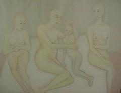 Motherhood (matildealberny) Tags: women 2000 sad womensad