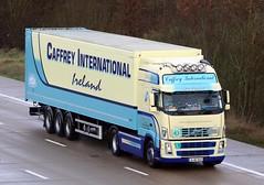 Volvo FH 06-MH-10031 (gylesnikki) Tags: ireland irish truck international artic caffrey