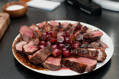 duck breast with garam masala (sassyradish) Tags: game cooking duck indian sassyradish
