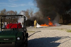 BURNER FIRE CONTROL ACADEMY:  LSU FIRE SHOW (Burnerfire) Tags: lsu approved fireshow fireprotection burnerfirecontrol