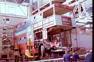 DM9xx  Aldenham September 1979