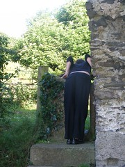 What's behind here????? Nina at Melifont Abbey in County Louth Ireland (seanfderry-studenna) Tags: from county trees ireland irish woman black green tourism girl beautiful beauty abbey grass stone female dark hair girlfriend long tour married whats gorgeous exploring croatia vine tourist here clothes step wife walls nina behind engaged louth croatian fiancee serb friemd melifont girlfriemd
