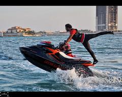 Jet Ski (yan_des) Tags: jeddah جدة