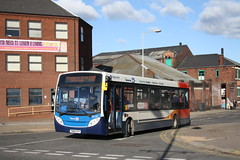 Stagecoach Yorkshire 36189 (Moving Britain) Tags: rotherham 36189 enviro200 stagecoachyorkshire yn60fky