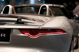 2013 Washington Auto Show - Lower Concourse - Jaguar 2 by Judson Weinsheimer