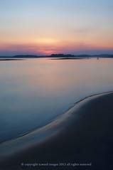 Calm sea island (Clearvisions) Tags: sunset island hampshire round sandbanks calmsea bestcapturesaoi tonycward dorsethampshirebournemouth tcwimages furleze t3agallery