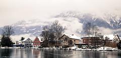 Switzerland Village (LJ Mears) Tags: switzerland liechtenstein natureandpeopleinnature