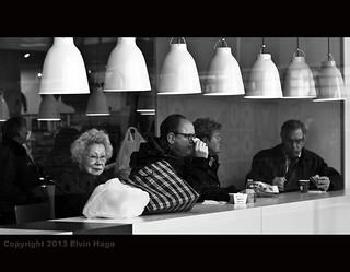 Hema lunch / Grote Marktstraat / The Hague
