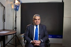 Kishore Mahbubani and Ian Bremmer at Asia Society New York 8