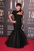 Maura Derrane at Irish Film and Television Awards 2013 at the Convention Centre Dublin