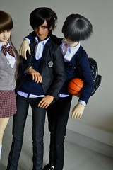 School Pals (jo_sen7) Tags: volks shiro daria shou keiji sd17