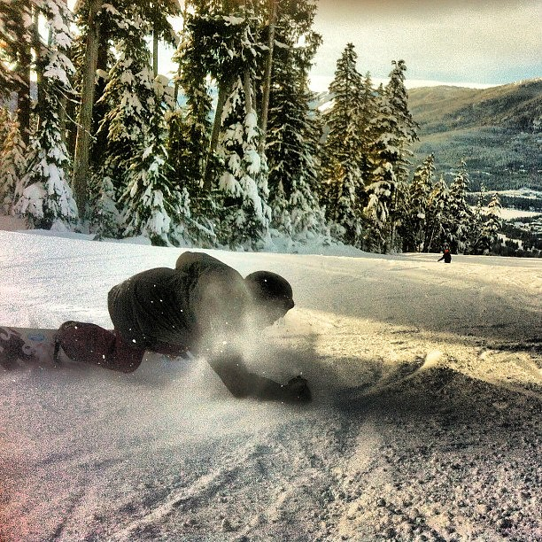 Snowboard Instructor Courses Pro Ride Whistler Bc