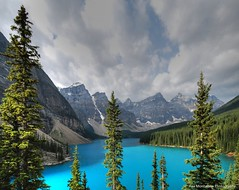 canada (explored) (Rex Montalban) Tags: lake canada mountains rockies alberta banff hdr moraine banffnationalpark morainelake canadianrockies glaciallake rexmontalbanphotography