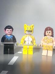 JUSTICE (1upLego) Tags: comics dc lego cheetah superheroes decals giganta sinestro