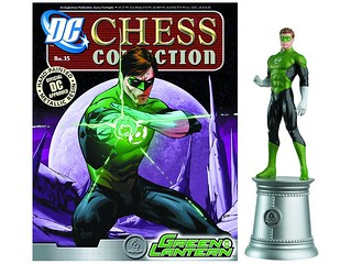 Eaglemoss 宣布將發行「正義聯盟」角色西洋棋收藏雜誌