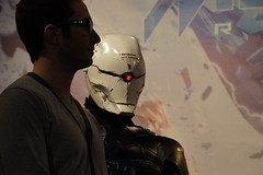Gray Fox (malikalayli) Tags: metal rising gray gear fox soiree lancement grayfox fevrier kojima hideo shinkawa raiden yoji 2013