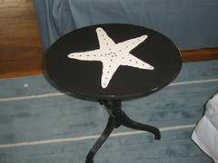 "Starfish Tilt-Top Table • <a style=""font-size:0.8em;"" href=""http://www.flickr.com/photos/93394320@N05/8493462700/"" target=""_blank"">View on Flickr</a>"