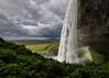 Seljalandsfoss (SteinaMatt) Tags: matt steinunn steina matthíasdóttir