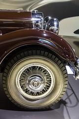 Horch 670 V12, 1931 (2) (Teelicht) Tags: auto car germany deutschland classiccar oldtimer wolfsburg autostadt horch niedersachsen lowersaxony zeithaus horch670v12 canoneos600d canpnefs1585mmf3556isusm