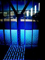 "52/365 Jenny Holzer ""Kinda Blue"" (joditbobo) Tags: day52 jennyholzer modernartmuseumoffortworth kindablue day52365 3652013 365the2013edition 21feb13"