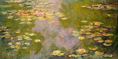 Claude Monet - Water Lilies [1919]