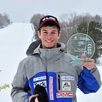 Martin Grasic (WVSC) - U18 Canadian Slalom Champion 2013 PHOTO CREDIT: Herman Koeslag - Eye in the Sky Photo