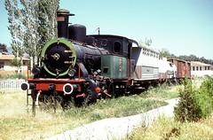 3304  Seleuk  23.05.95 (w. + h. brutzer) Tags: analog train turkey nikon eisenbahn railway zug trains steam trkei dampflok lokomotive eisenbahnen tcdd dampfloks webru seleuk