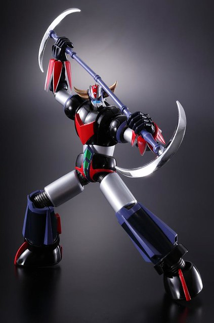 Super Robot Chogokin Grendizer巨靈神