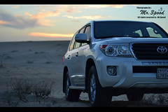 DSC_0448 (mr.3pood) Tags: land cruiser 2012 البر landcrusier تطعيس كروزر landcruier لاندكروز