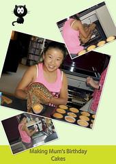 Hannah's Baking (XPinger (Chris Sutton)) Tags: hannah birthdaycake