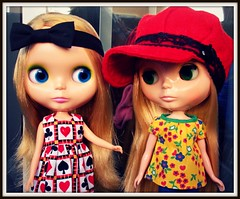 Blondes (beans don't burn on the grill) Tags: stock blythe judy thefuture bl kachina ebl samedimarche whitegirls mattemondrian houseofpinku bffcarvedinatree theloosestslotsintown grailgirls
