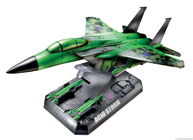 孩之寶 Hasbro - Transformers Masterpiece:Acid Storm