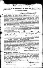 Berman Chaimovitz (Naturalization 3) (keithsjackson) Tags: naturalization chaimovitz chamovitz