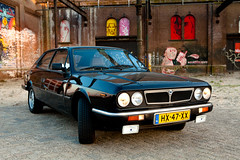 Lancia Beta HPE 2.0i 1982 (bartams) Tags: car canon beta oldtimer lancia hpe 2470mm28l 5dmarkii