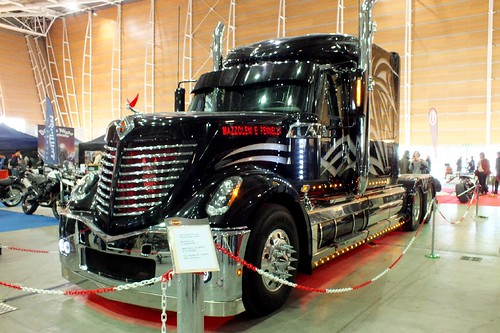 International Navistar Lonestar
