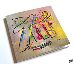 livre: 1M2 ---- MADE iN RENNES (Petite Poupée7) Tags: france exposition livro livre rennes exposição petitepoupée7