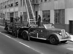 New 1950 Seagrave 85 Foot aerial