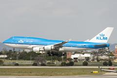 PH-BFC  Boeing  B747-406BC  KLM  KLAX  20130306  4865 (✈ concord⁹⁷⁷) Tags: ca usa losangeles airport aircraft jet airline boeing lax klm 747 b747 losangelesinternationalairport klax 4865 phbfc 04015001 31662 20130306 b747406bc