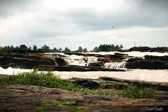 Waterfall at Gokak (Rohit Vable) Tags: india nature water beautiful waterfall nikon great explore karnataka pune rohit d40 gokak rudraz