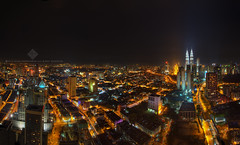 Panorama Night | Kuala Lumpur, Malaysia