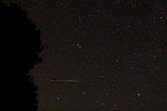 Perseid Meteor Burning Up (p_c_w) Tags: canonef24mmf14liiusm perseid perseids