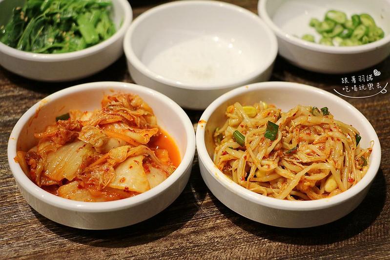 啾哇嘿喲南京復興韓式料理042