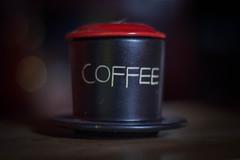 Coffe!!! (sihite32) Tags: cofee cup glass drink bokeh black red indoor beyondbokeh