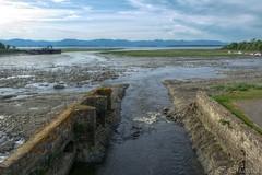 160809-11 Barrage de Montmagny (clamato39) Tags: montmagny provincedequbec qubec canada barrage daim river water eau ciel sky riviredusud
