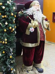 DSCF2477 (Jusotil_1943) Tags: papanoel navidad christmas nadal bolas